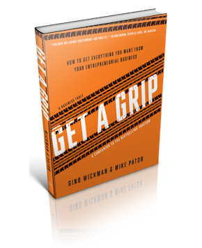 Free Chapter of Get a Grip by Gino Wickman & Mike Paton